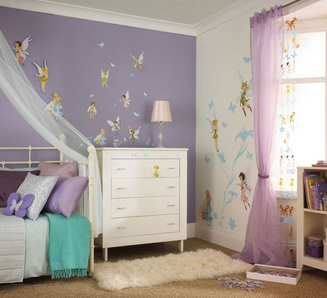Chambre for Chambre fille 9 ans